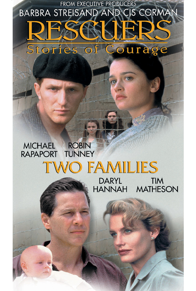 Rescuers: Two Families