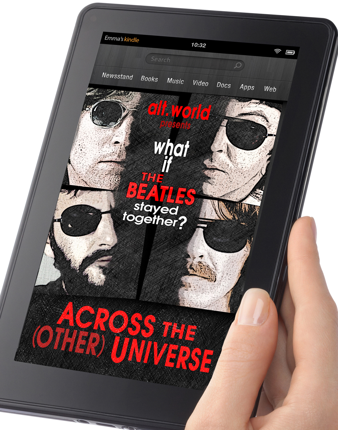 Across the Other Universe kindle