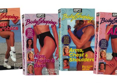 Body shaping video series