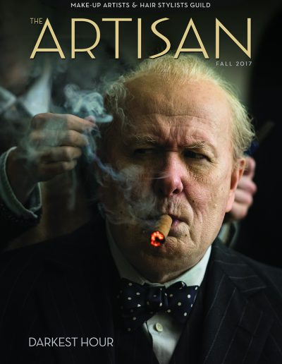 THE ARTISAN with redesign