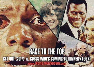 Get Out vs Guess Who