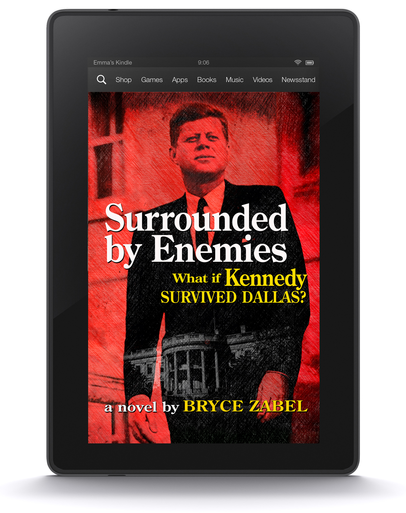 Surrounded by Enemies Kindle